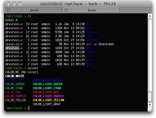 Linux, UNIX Terminal