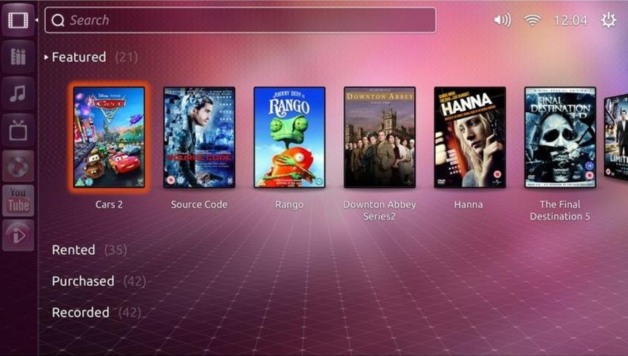 [Review] Ubuntu TV